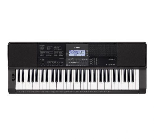 Casio CTX800 top