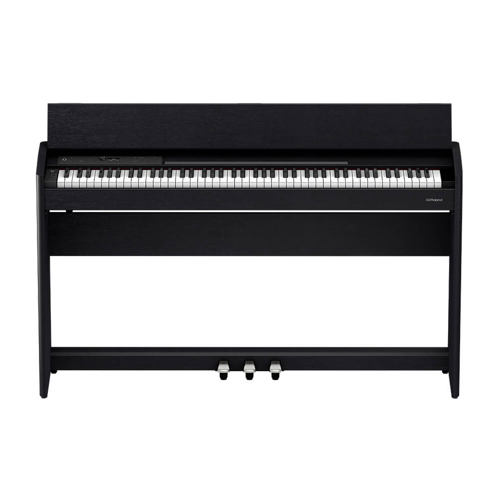 Roland F701 Digital Piano - Black (F701CB)