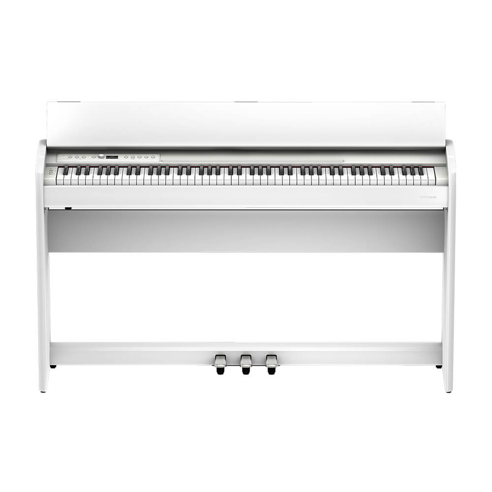 Roland F701 Digital Piano - White (F701WH)
